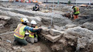 Centre Block renos unearth Ottawa's military past