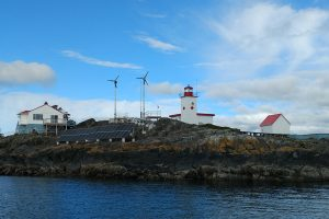B.C. lighthouses go from diesel to renewable