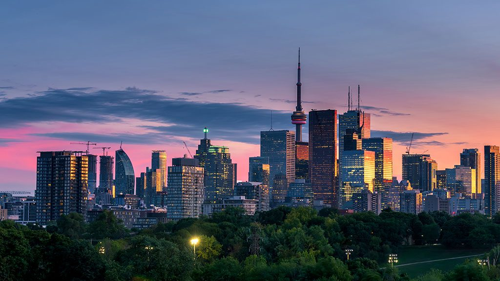 Toronto update – expect higher house prices and a slowdown in office construction