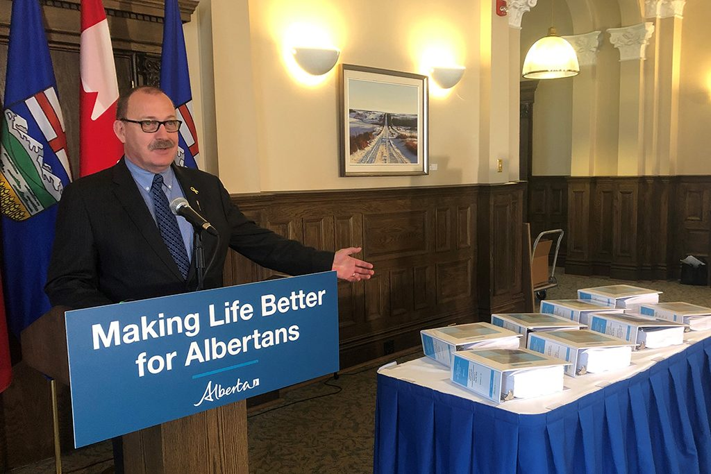 Alberta government responds to regulator questions on Springbank Reservoir project