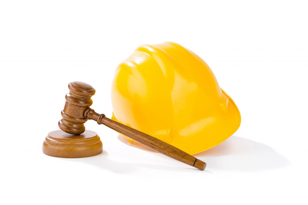 CLARIFICATION: Re: Lafarge Canada being fined in workplace incident