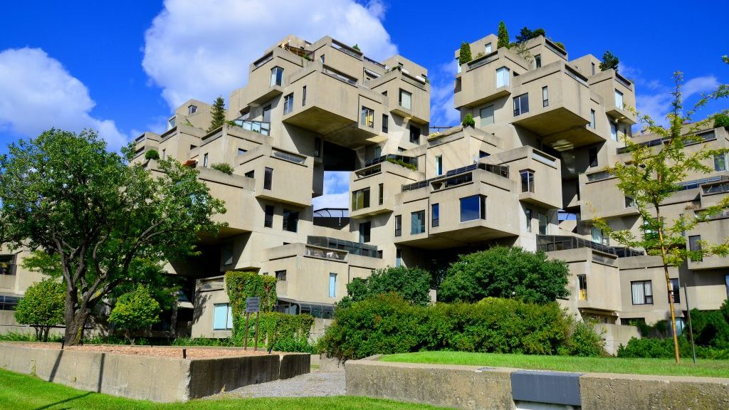 More than half century after construction, Montreal's Habitat 67 still captivates