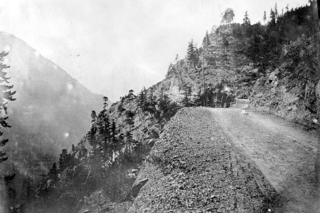 ENGINEERING SPOTLIGHT: Historic Cariboo Wagon Road restoration relies on maps created by Royal Engineers