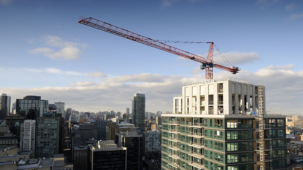 Apartments caused housing starts to blossom in Q2 after a chilly winter