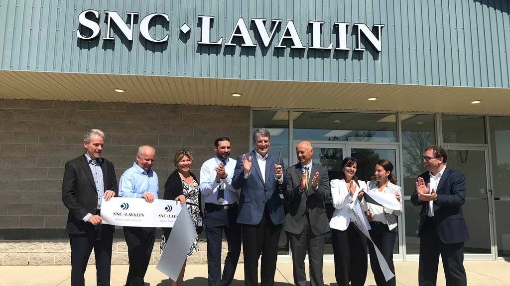 SNC-Lavalin expands in Port Elgin to better support Bruce Power