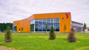 Marystown YMCA, a Newfoundland LEED first