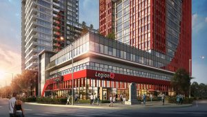 Prep work underway on Surrey's $312-million Legion Veterans Village