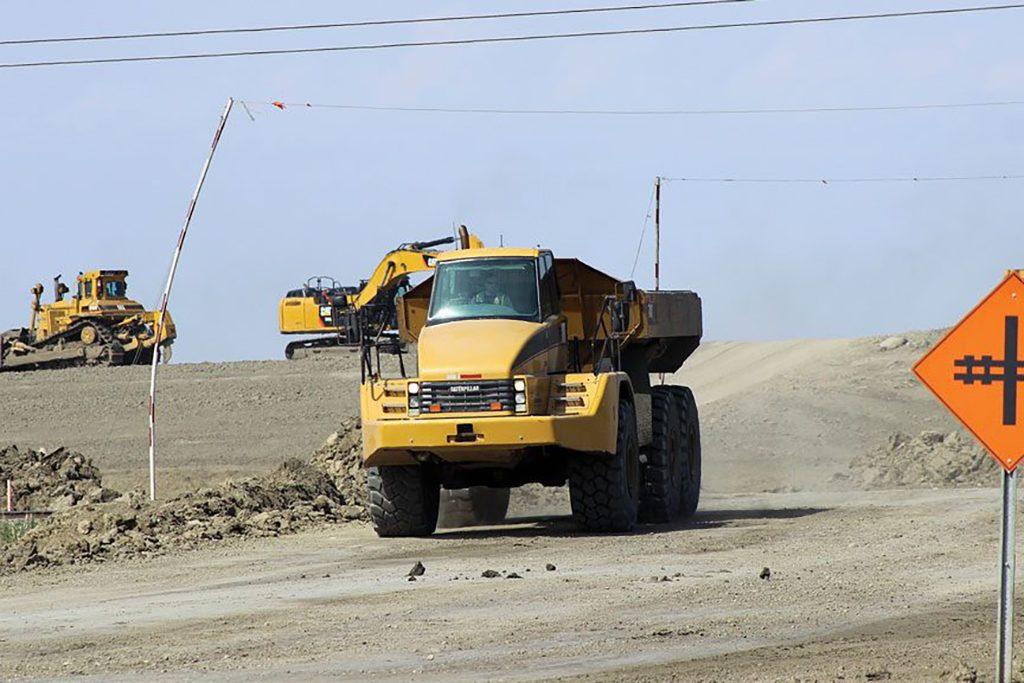 Roadbuilders against in-house Regina road work