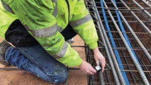 Concrete sensors designed to gauge corrosion
