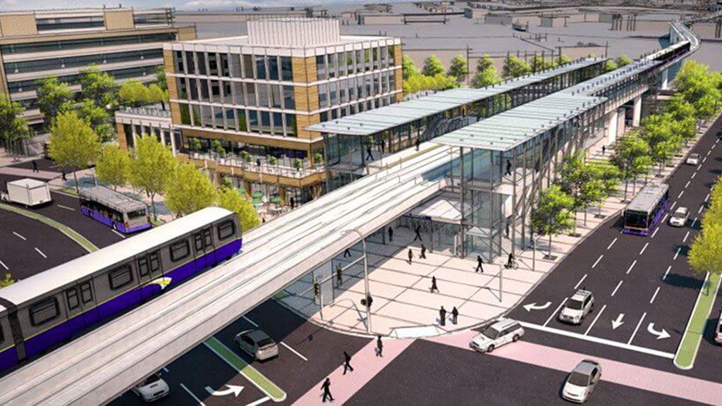 TransLink estimates $3.12B to build Langley SkyTrain