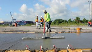 Researchers test bendable Engineered Cementitious Composite