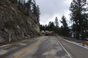 ENGINEERING SPOTLIGHT: The brave and the boulders, TranBC's Rockwork Program keeps roads clear