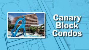 PHOTO: Canary Block Balconies