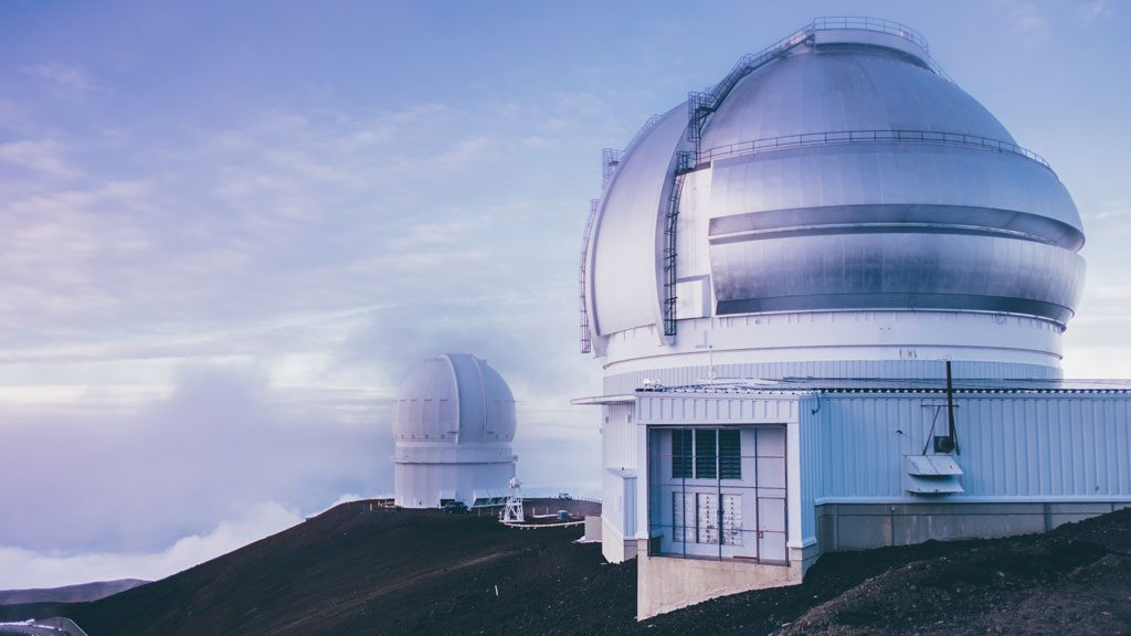 Canadian government faces call to revoke giant telescope project funding
