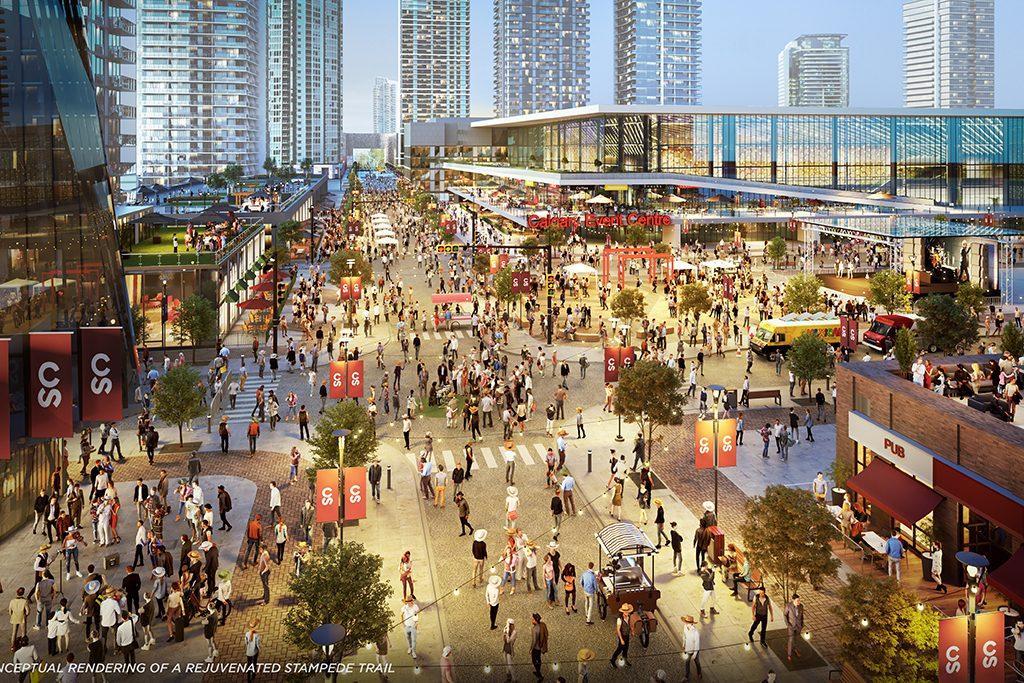 Calgary Approves 550 Million Event Centre Construction