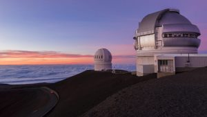 Hawaii construction protest stalls work of astronomers