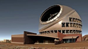 Canada plays major role building Thirty Meter Telescope in Hawaii