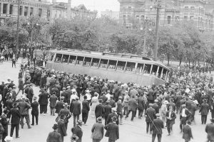 The 'who' and 'why' factors of the Winnipeg General Strike