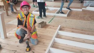 Carpentry camp teaches B.C. girls trades skills