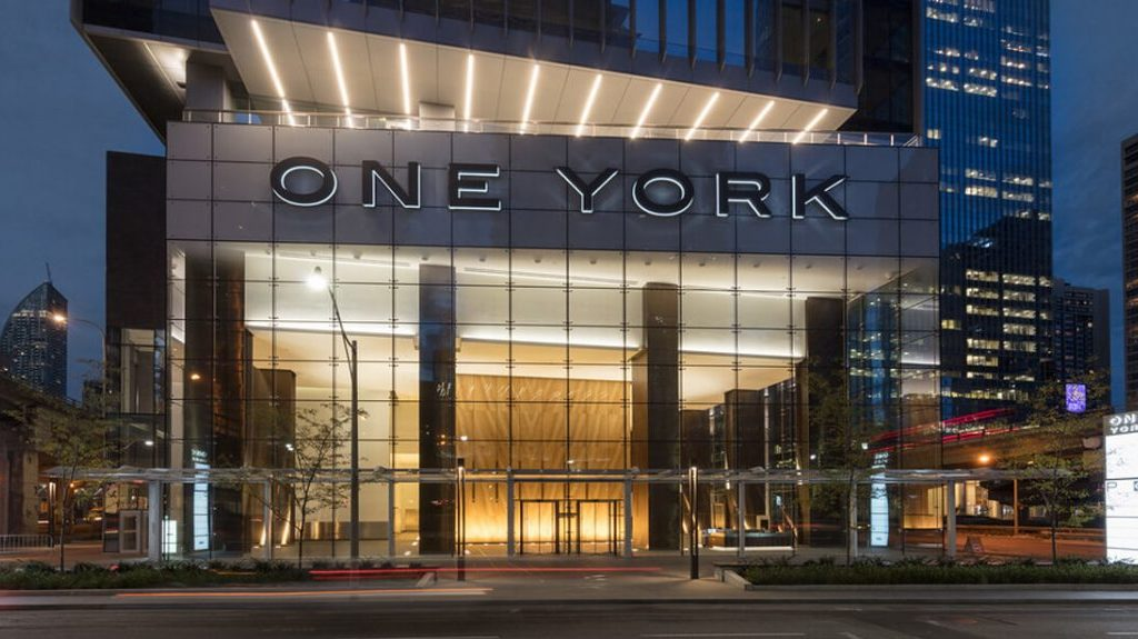Sustainability story continues at Menkes' One York build