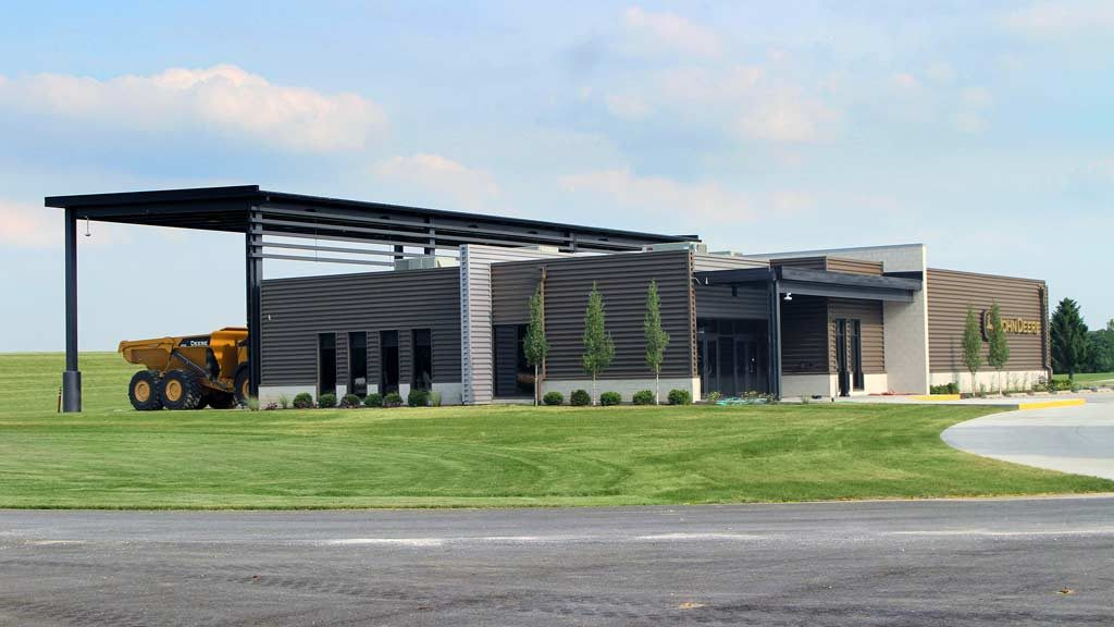 John Deere Construction & Forestry builds Illinois training facility