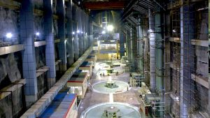 Pumphouse completed at world's largest underground pumping station