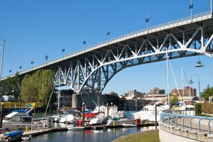 Vancouver gives Granville Bridge a seismic tune-up