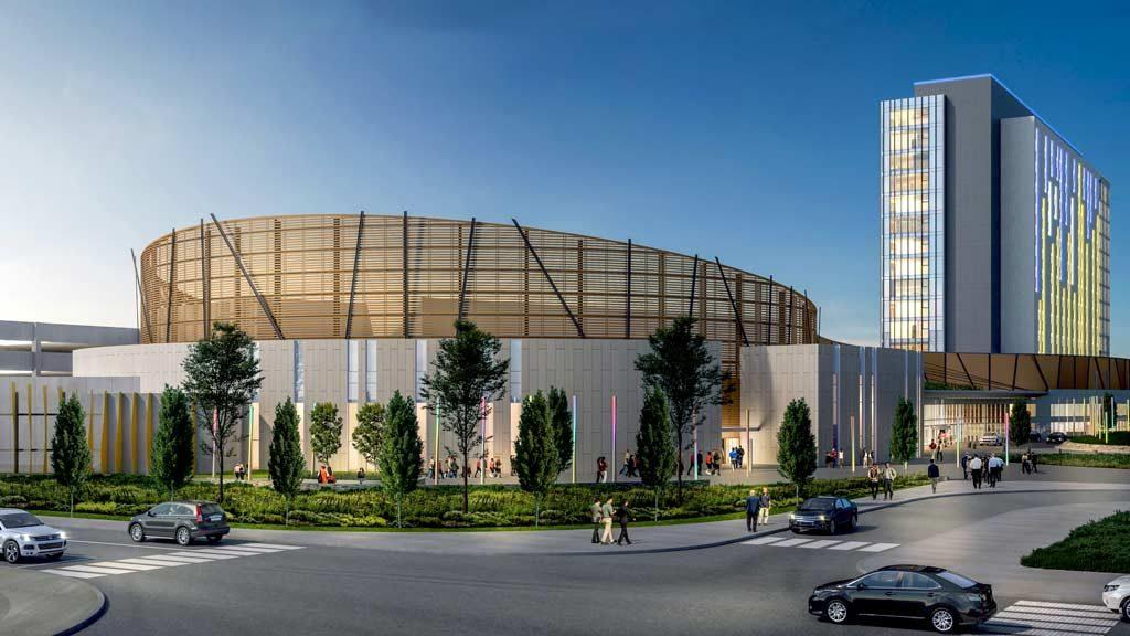 Casino project named Pickering Casino Resort