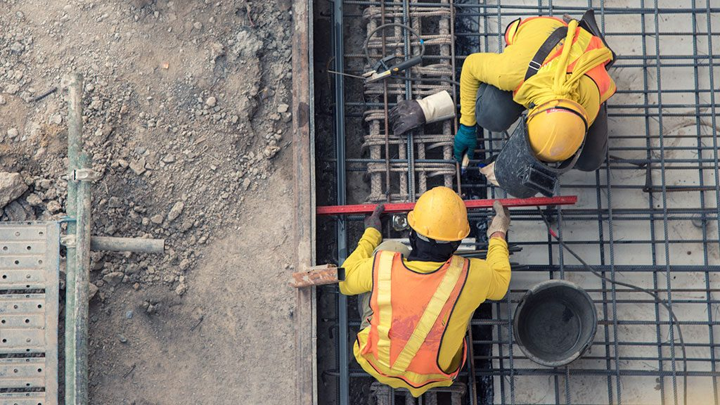 Workers in all occupations are aging – what about those in construction?