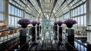 Four Seasons' new Philadelphia hotel is continent's highest