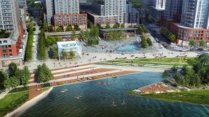 Denver's River Mile project driven by a Canadian developer with a vision