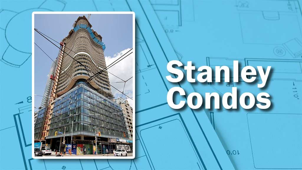PHOTO: Stanley Condo Curves