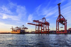 Work begins on expansive Vancouver container terminal