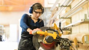 Atlantic female carpenters program receives federal funding