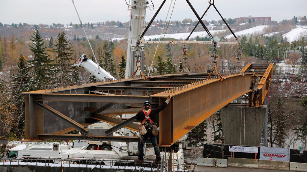 Award-winning funicular railway keeps Edmonton's renaissance on track