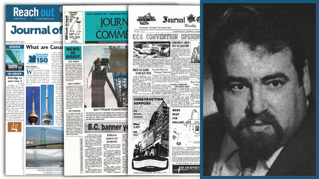 Brian Martin could tell a story – a walkthrough of his JOC career