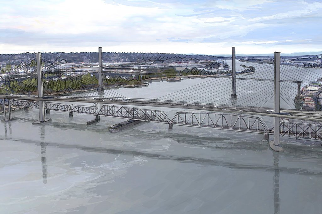 B.C. government releases new Broadway Subway and Pattullo Bridge shortlists
