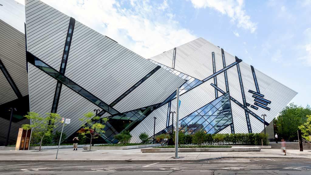 New public space plaza opened at ROM
