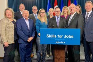 Alberta creates Skills for Jobs task force