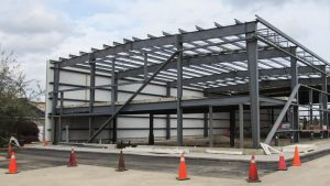 Brantford Gymnastics Club facility rooted in steel