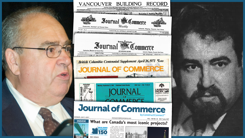 Journal of Commerce by ConstructConnect