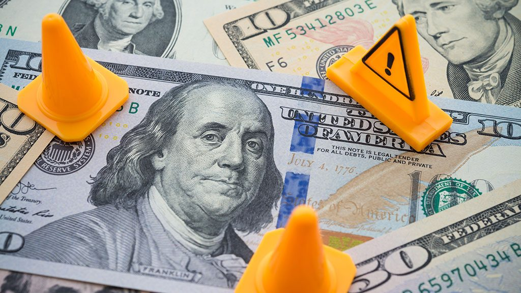 13 Yellow Flags ‒ Warning Signs Concerning the U.S. Economy