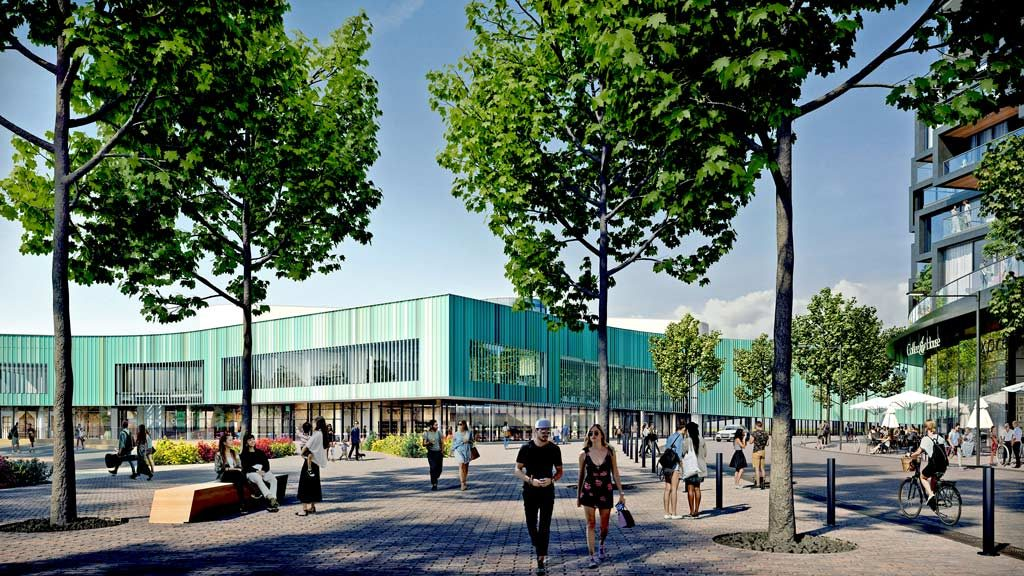 ELAD launches billion-dollar Galleria project