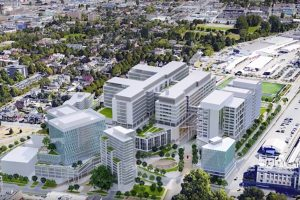 Shortlist announced for St. Paul's Hospital project