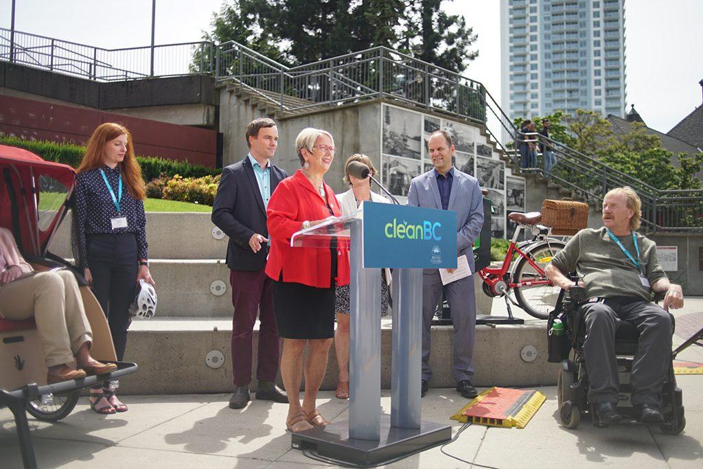 CleanBC creators win environmental awards