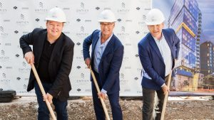 Omnia breaks ground on new Enticy condos