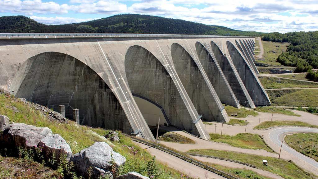 Hydro-Quebec marks 50th anniversary of Daniel-Johnson dam