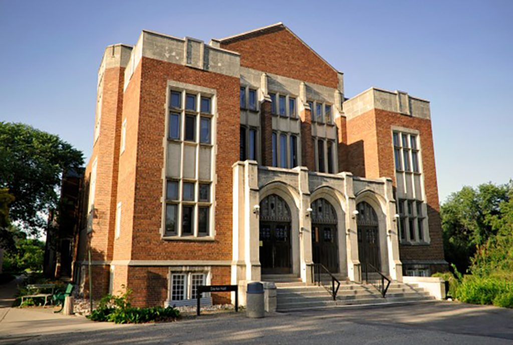 University of Regina begins new phase of historic campus restoration