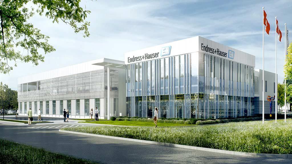 Endress+Hauser Canada Ltd. break ground on $28M, zero carbon building