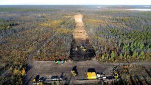 Work begins on 97-km all-season road in N.W.T.